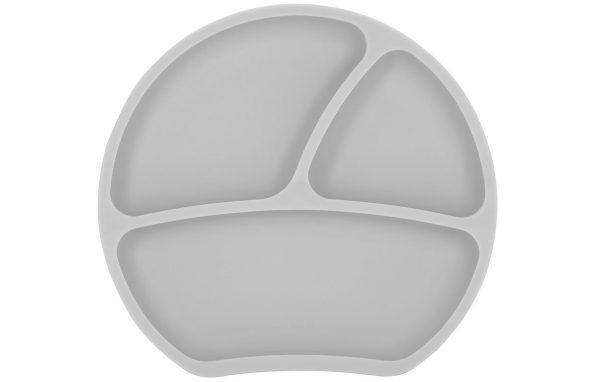 Kindsgut-csuszasmentes-szilikon-tanyer-sotet-szurke