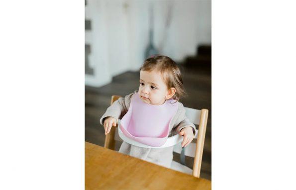 Kindsgut-gyerek-szilikon-eloke-Pink-2
